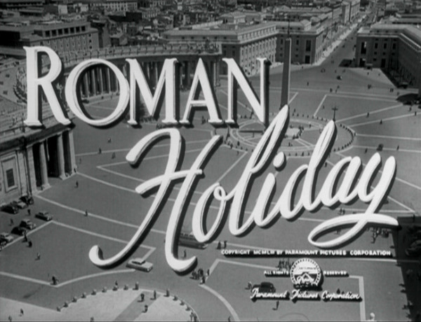 title roman holiday se