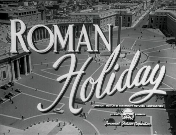title roman holiday se